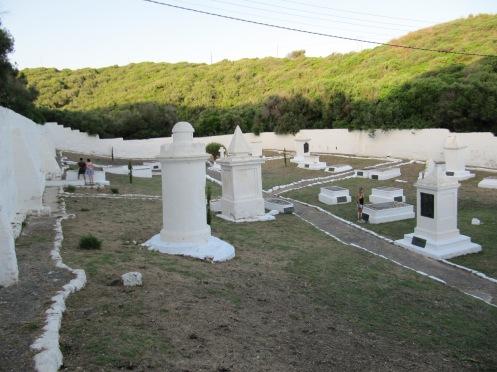 Menorca Cemetery